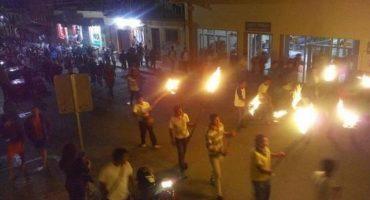 Luego de hallazgo de fosas convocan a movilización nacional; protestas en Chilpancingo