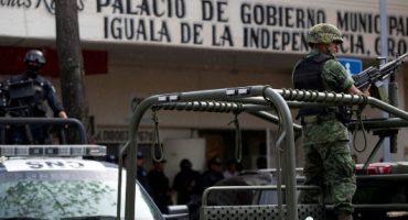 Expertos independientes podrían entrevistar próximamente a militares por caso Iguala