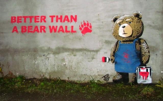 En el arte urbano no todo es Banksy