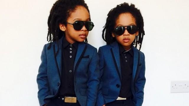 Los gemelos Lenny Kravitz