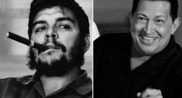 Perfumes de Hugo Chávez y Che Guevara