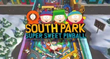Y con ustedes... el South Park Pinball