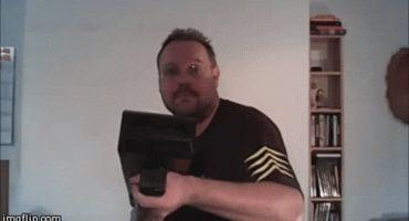 Nerdgasmo: crea su propia pistola