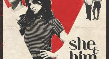 Todos los detalles sobre el nuevo álbum de She & Him: