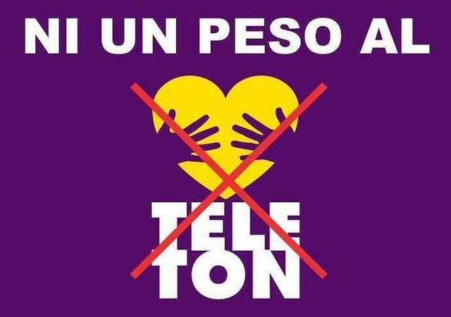 ONU pide al gobierno no donar al #Teletón