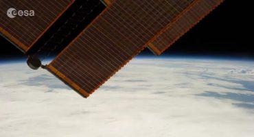 El espectáculo de la órbita terrestre, en un timelapse grabado desde el espacio