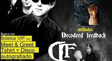 Cuestiones de mente, cuerpo y alma: Clan of Xymox en México