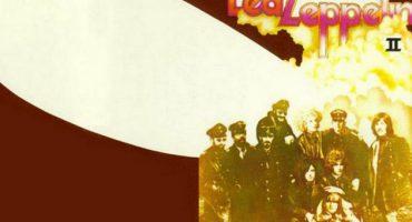 Led Zeppelin II, 45 años consolidando el Rock en 9 canciones