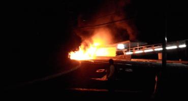 Detienen a estudiante de posgrado por incendio en CU