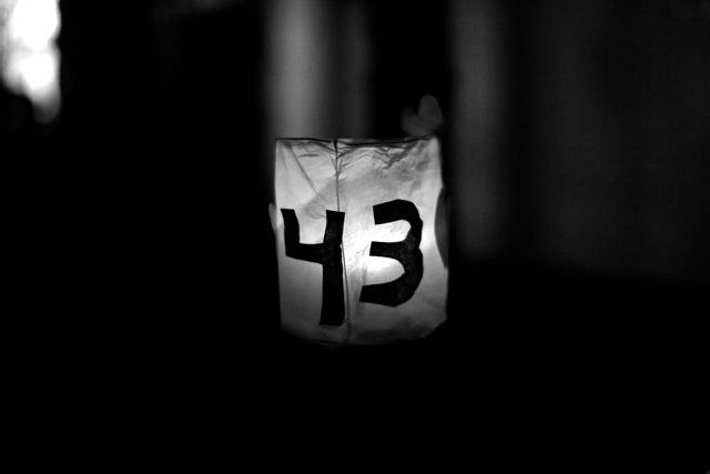 A dos meses de Ayotzinapa: faltan 43 #YaMeCansé