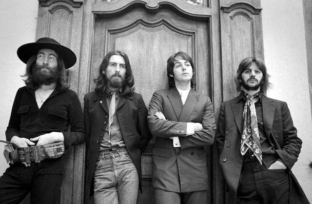 La última sesión de fotos de los Beatles
