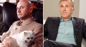 Christoph Waltz podría ser el nuevo enemigo de James Bond