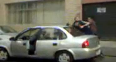 Video: realizan detención forzada de estudiante cerca de CU