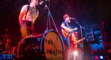 Así fue la presentación de The Lumineers en México