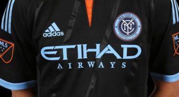 Así será el uniforme de visitante del New York City FC