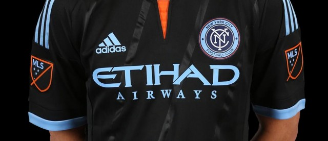 Así será el uniforme de visitante del New York City FC