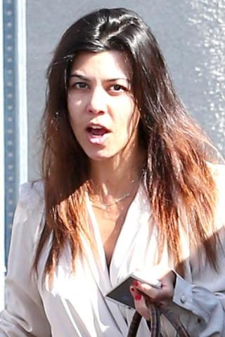 ¿Cómo se ven las Kardashian sin maquillaje?