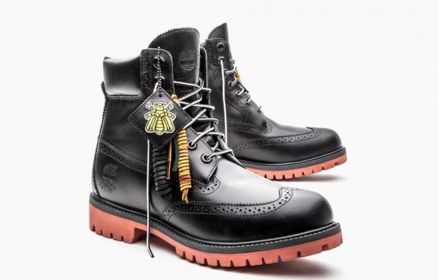 841ac923e6460 Llévate a casa unas botas Timberland diseñadas por Pharrell Williams!