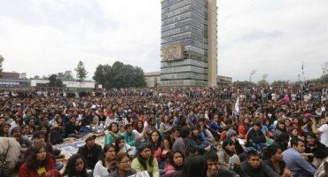 Asamblea Interuniversitaria acuerda paro de 72 horas por caso #Ayotzinapa
