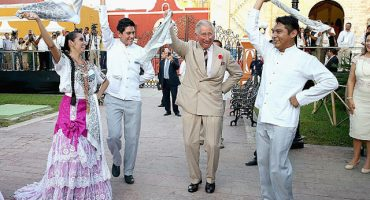Las vaciladoras aventuras del Principe de Gales en México, segunda parte