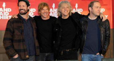Band Aid anuncia estreno del sencillo que va a combatir al ébola