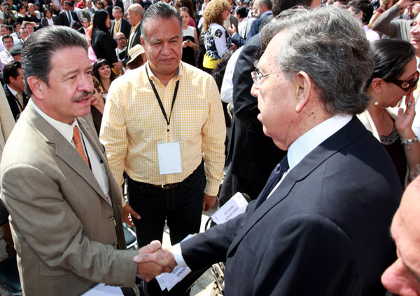 Cárdenas pide que Navarrete renuncie a dirigencia del PRD