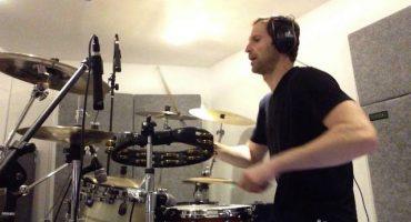 El cover de Petr Cech a los Foo Fighters