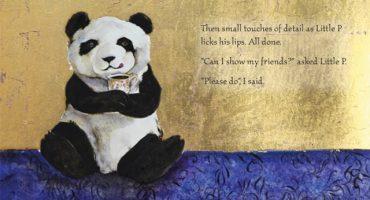 Guía para dibujar un panda