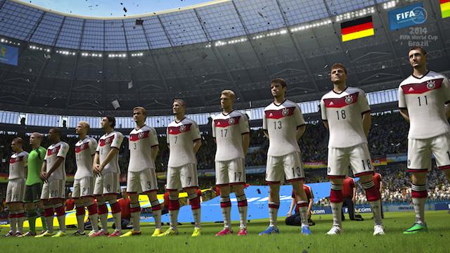321 a 0: un marcador digno de un Récord Guinness para el FIFA World Cup 2014