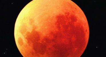 5 increíbles fotografías de la luna de sangre