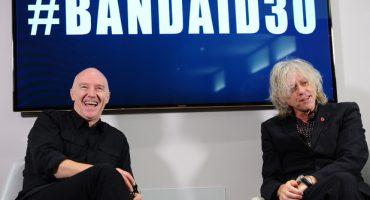 Bob Geldof anuncia Live Aid 30 con Sam Smith, Foals, Chris Martin y más