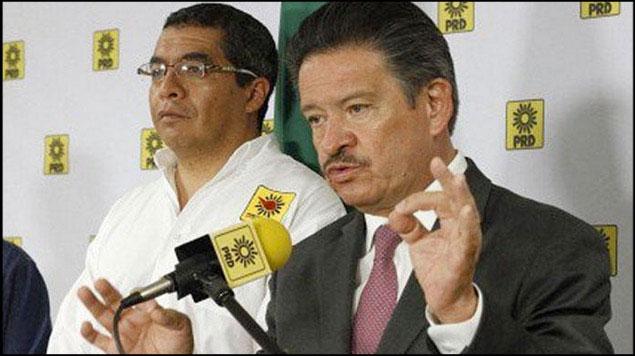 Sin cambios, PRD será arrasado: Navarrete