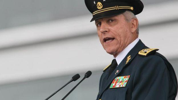 En el Ejército, quien viola derechos humanos rinde cuentas, dice Cienfuegos