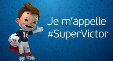 Y la mascota de la Eurocopa de Francia 2016 se llamará...