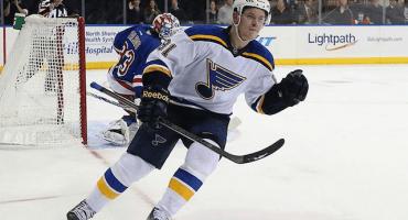 Vladimir Tarasenko: el Messi del hockey sobre hielo