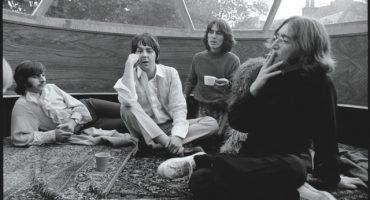 Solidez y fractura en dos álbumes de The Beatles