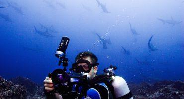 Ben Horton y National Geographic en la FIL Guadalajara 2014