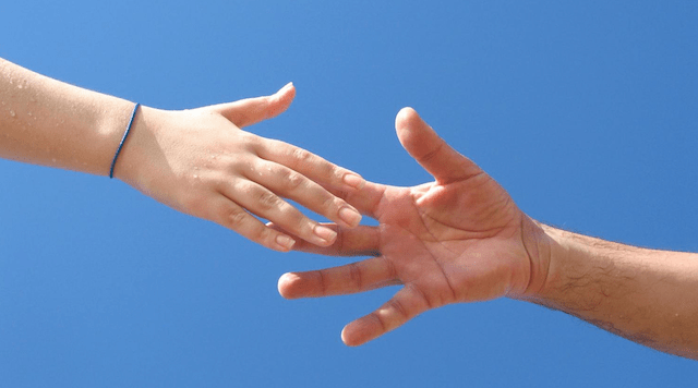 10 formas de ser solidario con las personas vulneradas sin gastar