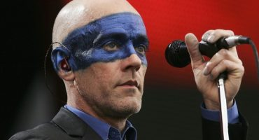 Michael Stipe da su primer concierto desde que la ruptura de R.E.M.