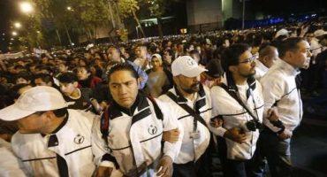 Policía Federal critica a CNDH y CDHDF por ayudar en #1DMX