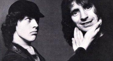 Preparan documental sobre el fallecido vocalista de AC/DC, Bon Scott