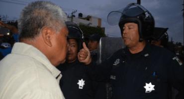 Por lo ocurrido ayer en Chilpancingo PF presenta denuncia