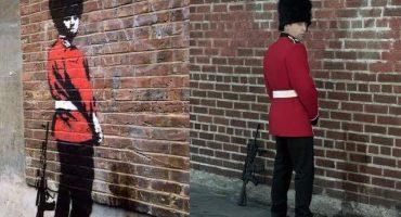 Nick Stern, la mayor competencia de Banksy