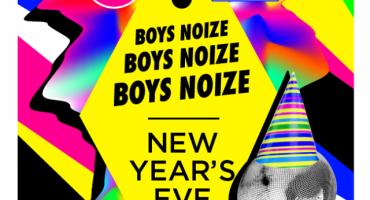 Celebra el año nuevo con el set de Boys Noize en SALA