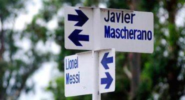 Un pueblo argentino usó el nombre de futbolistas para nombrar sus calles