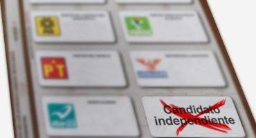 Independientes entregan firmas para registro #SinPartidos