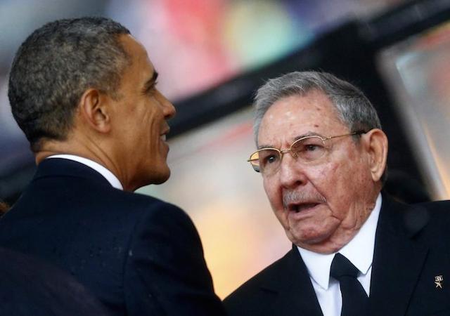 Raúl Castro podría visitar Washington: Casa Blanca