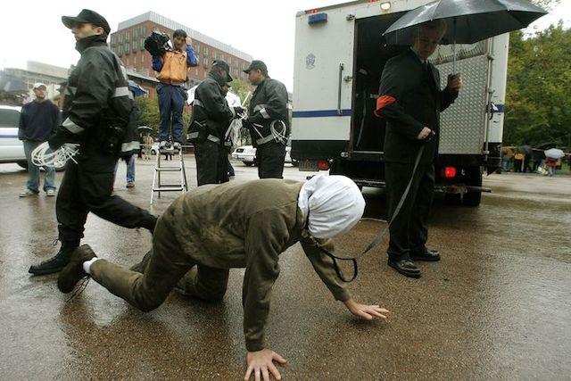 13 métodos que usó la CIA para interrogar #TortureReport