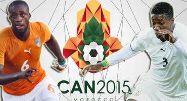 Así quedaron los grupos de la Copa Africana 2015