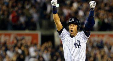 La MLB subastará pelota y base del juego de despedida de Derek Jeter